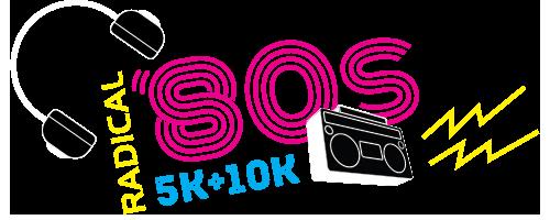 Radical '80s 5k/10K Run